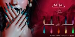 Adeline (Nails) - Glitter