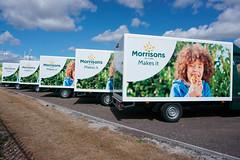 Morrisons Vans