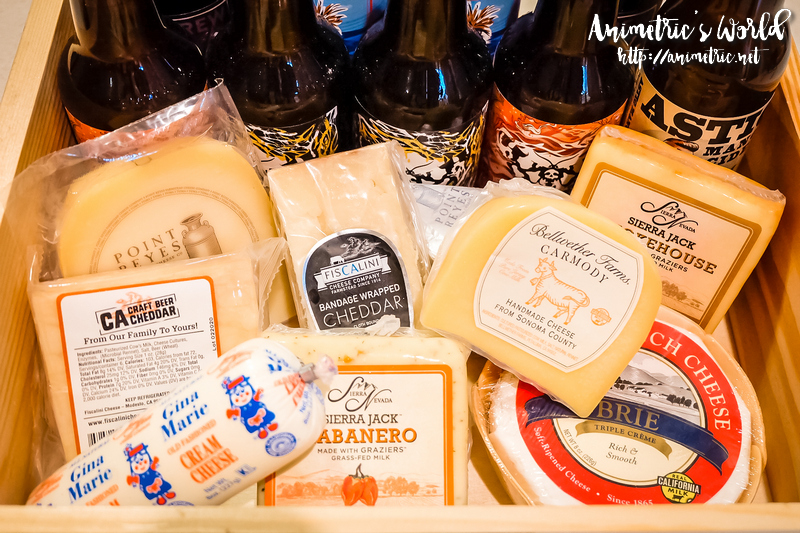 California Cheese and Beer
