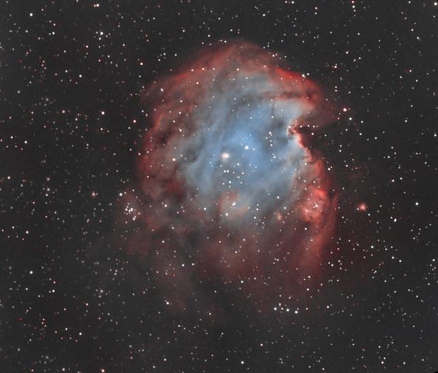 Nébuleuse de la tête de singe NGC 2174