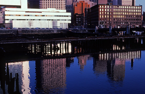 Fort Point Channel, Boston