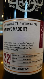 SMWS 66.172 - We have made it!