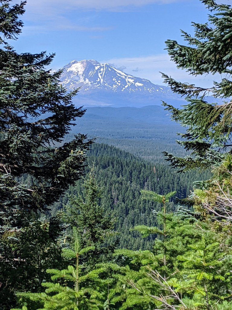 Pahto, Gifford Pinchot National Forest