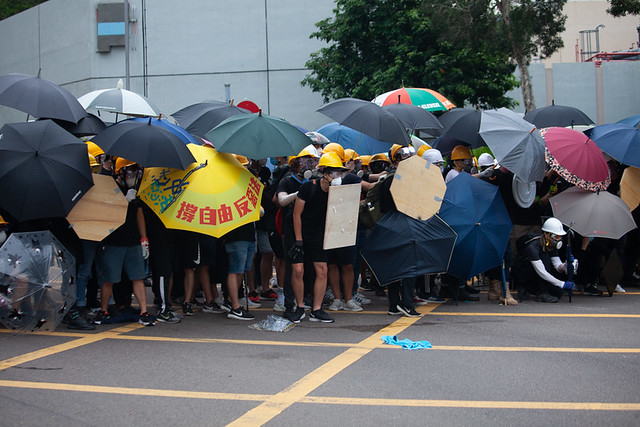 7.27 Yuen Long Rally.