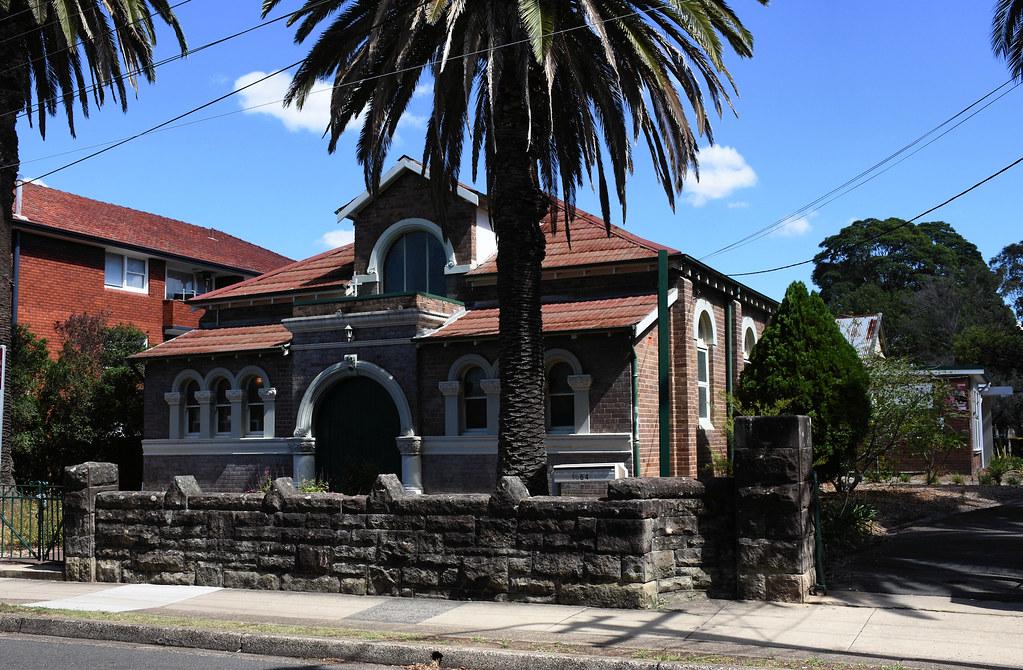 St John's Anglican Church, Ashfield, Sydney, NSW.