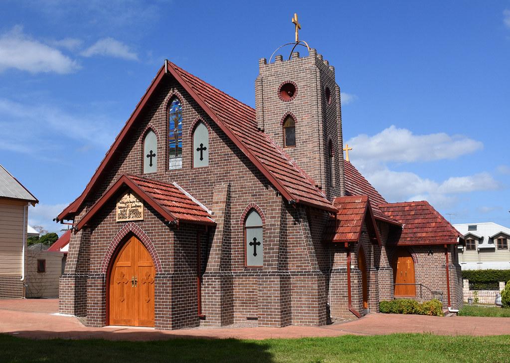 St Gabriel Syrian Orthodox Church, Croydon, Sydney, NSW.