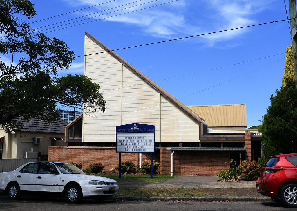 SDA, Ashfield, Sydney, NSW.