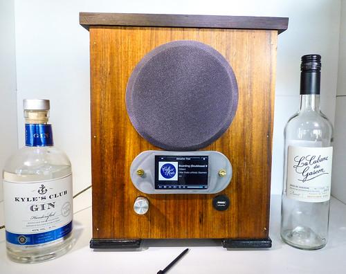 VEB Stern Radio Upcycling