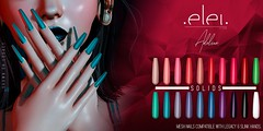 Adeline (Nails) - Solids