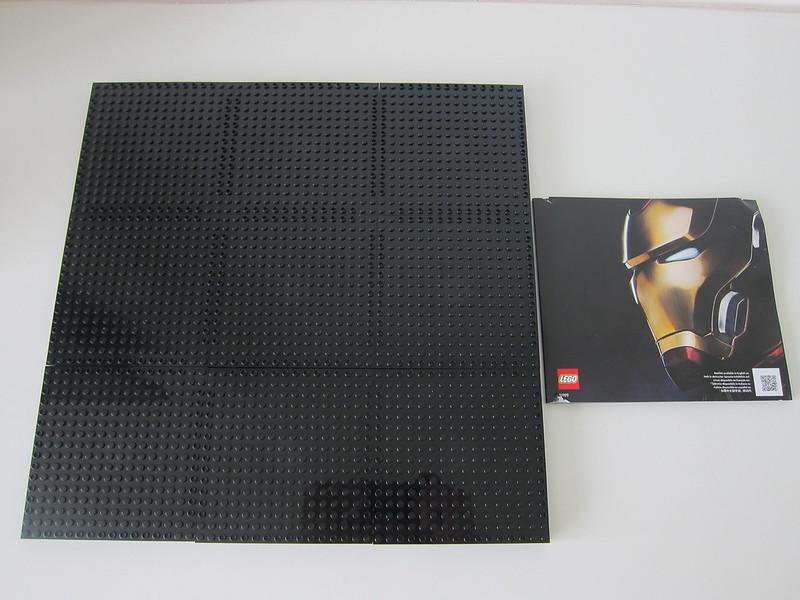 LEGO Art Marvel Studios Iron Man 31199 - Box Contents #2