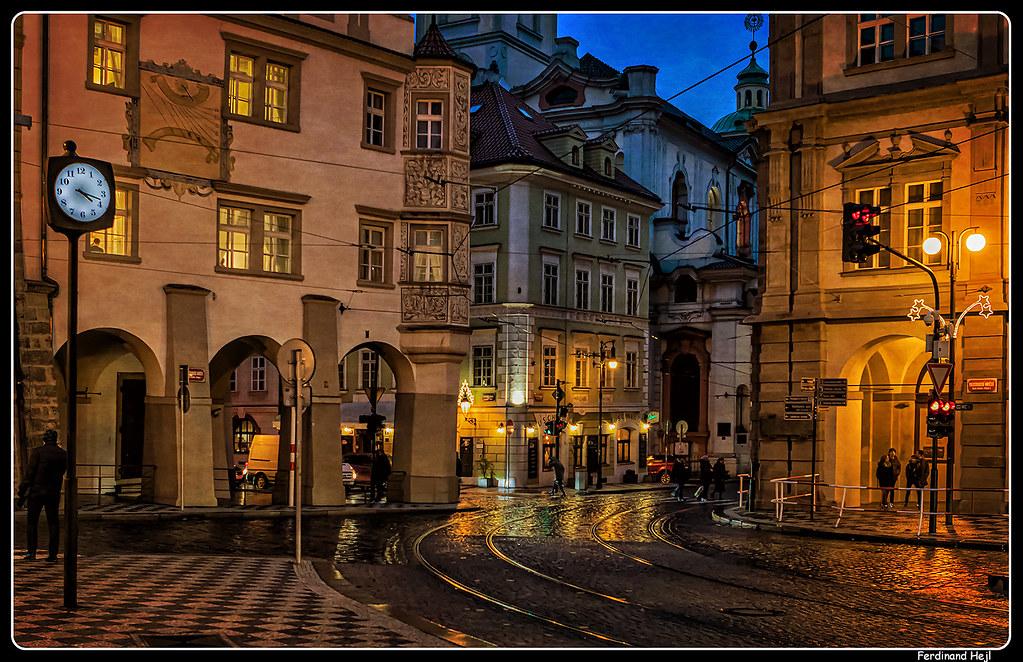 Praha_Prague_Malostranské náměstí_Praha 1 - Malá Strana_Czechia
