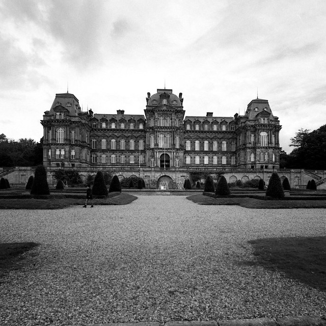 French chateau in County Durham