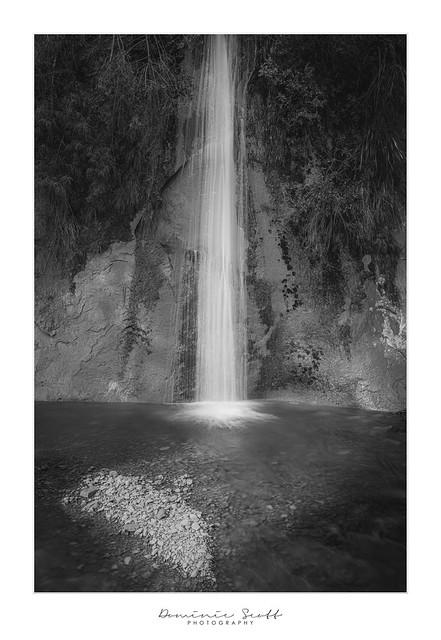 Ruahine Dress Circle Water Fall