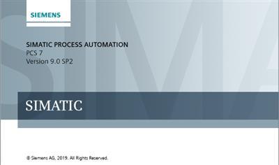 Siemens SIMATIC PCS 7 v9.0 SP1 x64 full