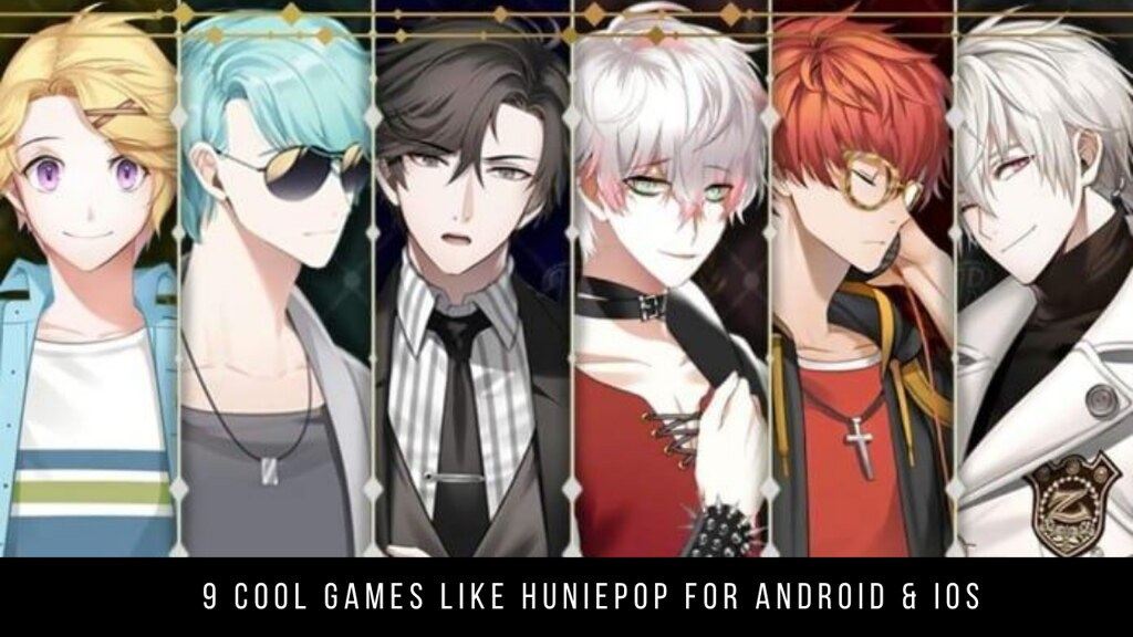 9 Cool Games Like Huniepop For Android & iOS
