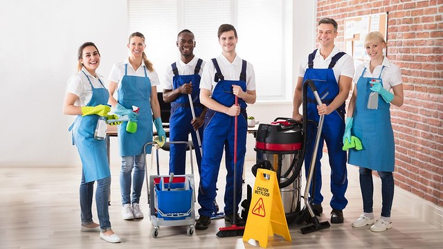 Foster Janitorial - Commercial Cleaning Company