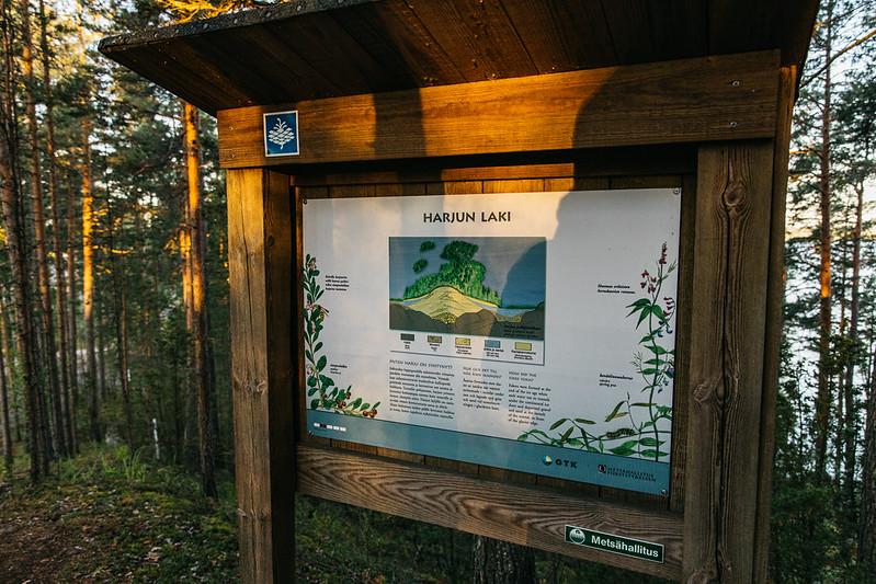 Pulkkilanharju | Salpausselkä Geopark