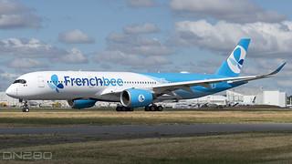 French Bee A350-941 msn 433 F-WZFK / F-HREN