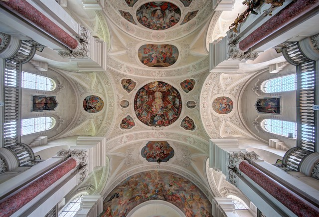 Weissenau, ehem. Klosterkirche