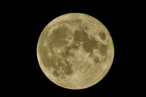 Luna llena de Agosto 2020