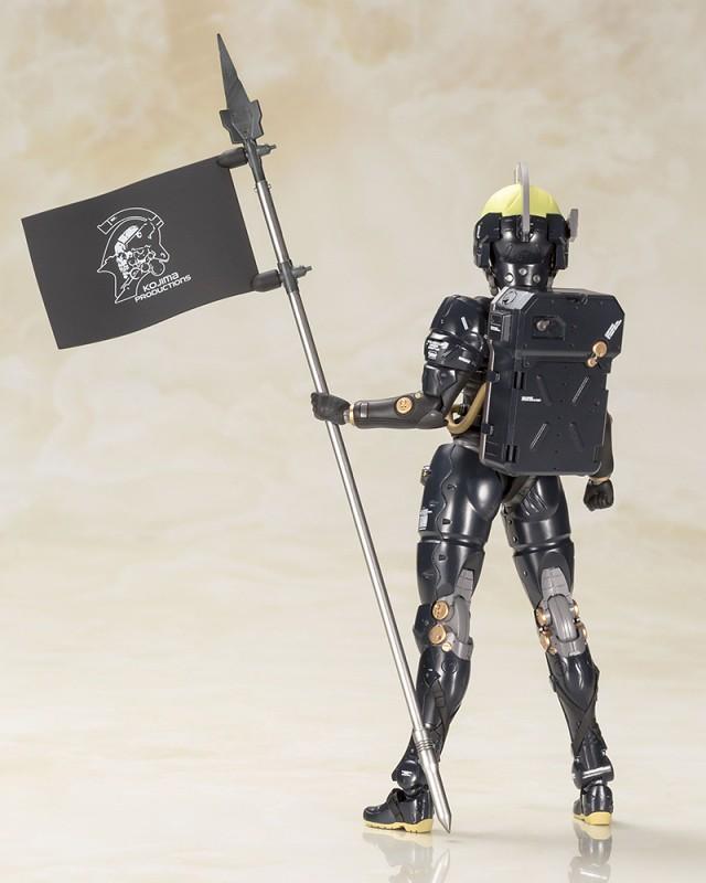 帥氣的黑色版本登場!壽屋『小島製作形象角色』路登斯(ルーデンス) Black Ver. 美少女組裝模型