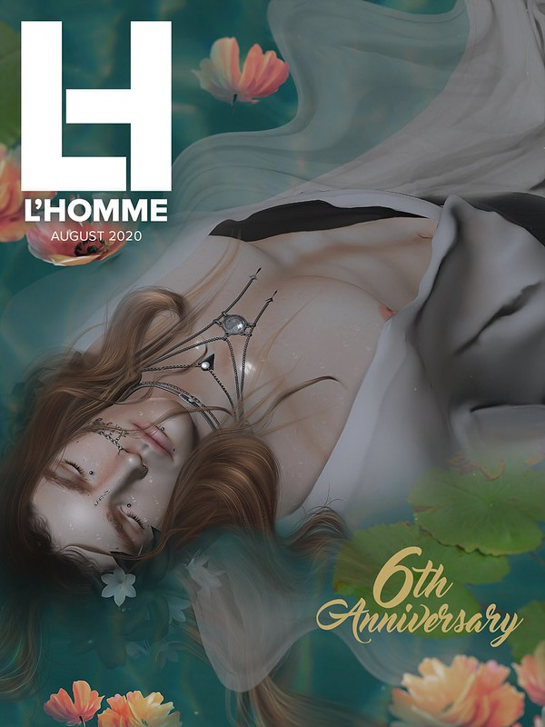 Cover L'Homme August 2020