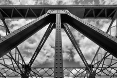 Derringham Bridge structure
