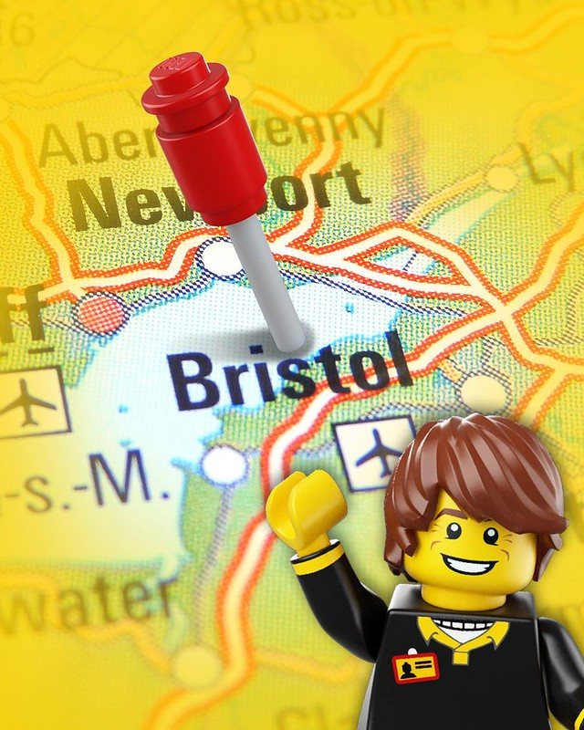 LEGO Store Bristol