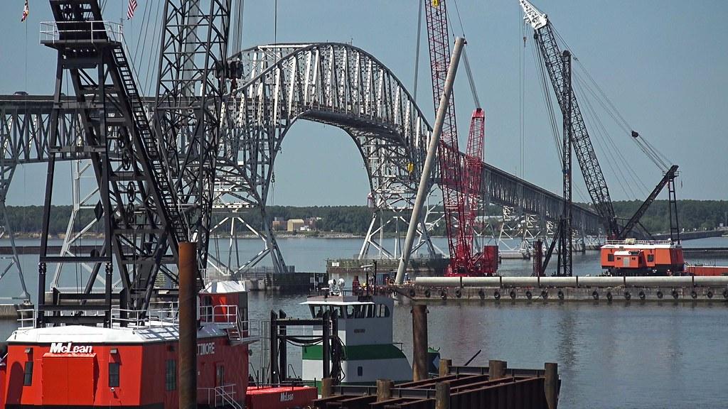 MDTA New Nice Middleton Bridge Project