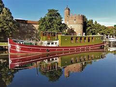 Zwolle, Verhalenboot & Pelsertoren