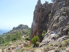 L'ancien chemin de Luviu restauré vers le haut