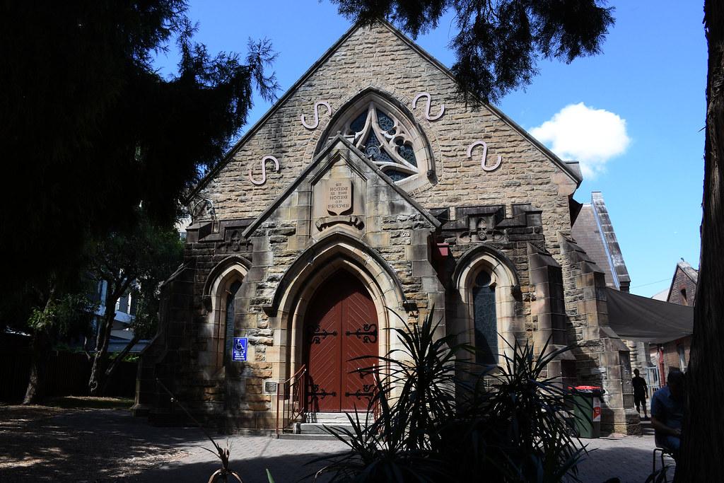 Uniting Church, Ashfield, Sydney, NSW.