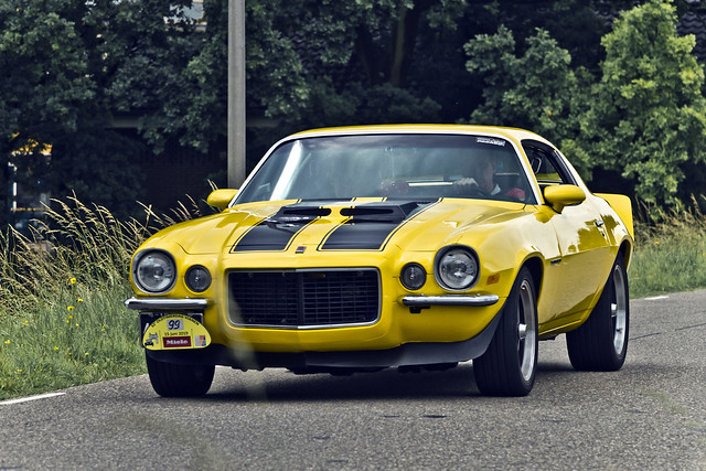 Chevrolet Camaro RS 1971 (6980)