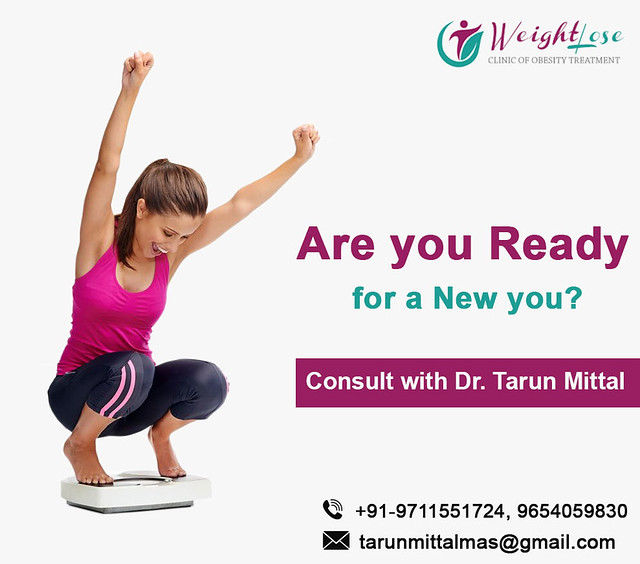 Bariatric Surgery for Weight Lose in Delhi | Weight Lose Clinic | Dr. Tarun Mittal
