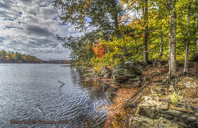 Lakeside in New Hampshire