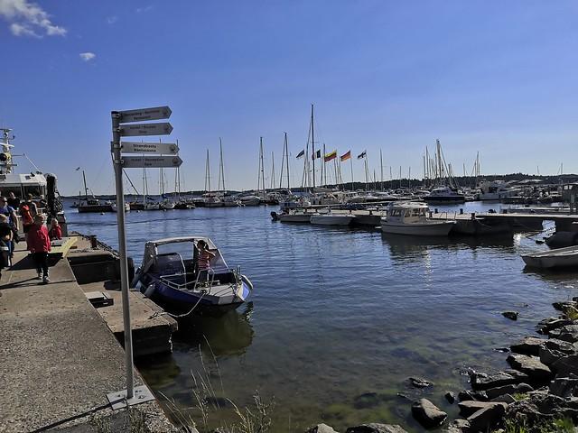 Marina in Kasnäs