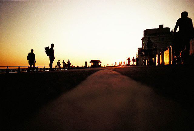 Lomo – the golden hour