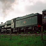 6024 'King Edward I' Bodmin June 98