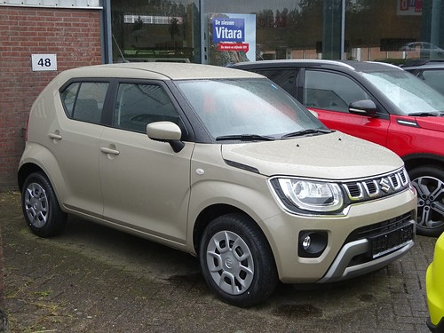 2020 Suzuki Ignis Photo