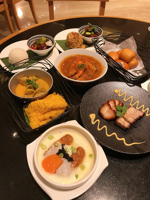 55 Dishes Buffet at Conrad Centennial Singapore