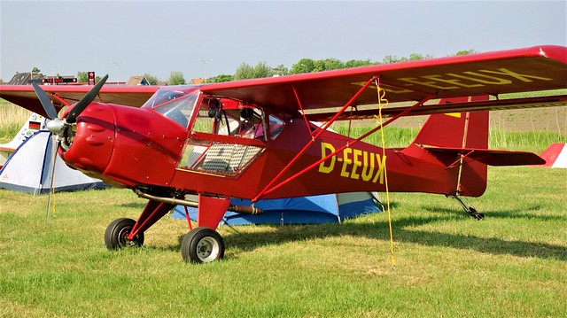 D-EEUX - Denney Kitfox Mk.4    Texel