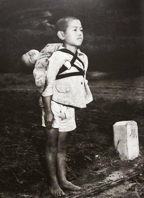 Nunca jamás Hiroshima o Nagasaki
