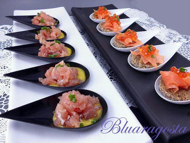 01-finger food di tonno e salmone