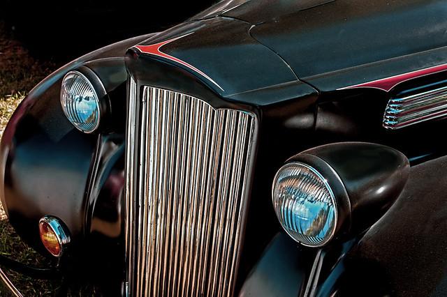 Hot Rod Packard