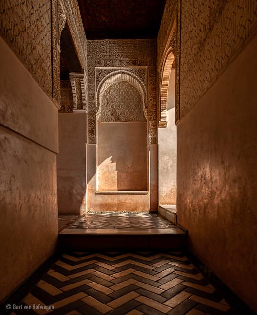 Rincones de la Alhambra IV