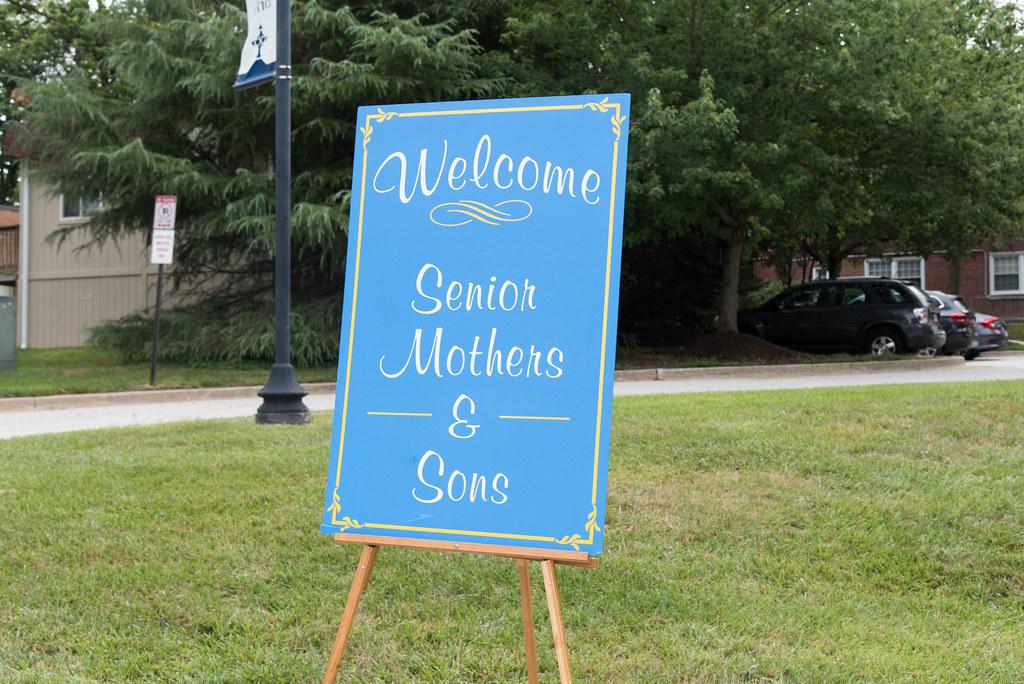 Class of 2020 Mother/Son Mass