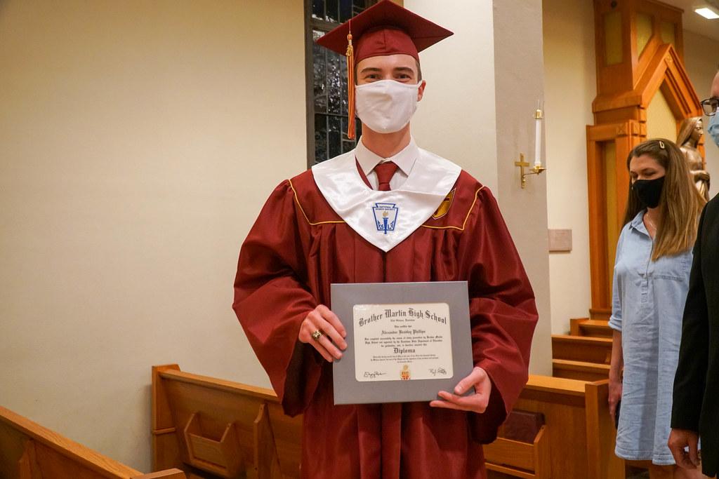 Class of 2020 - Graduation #3