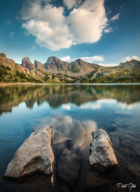 Les Tours du Lac
