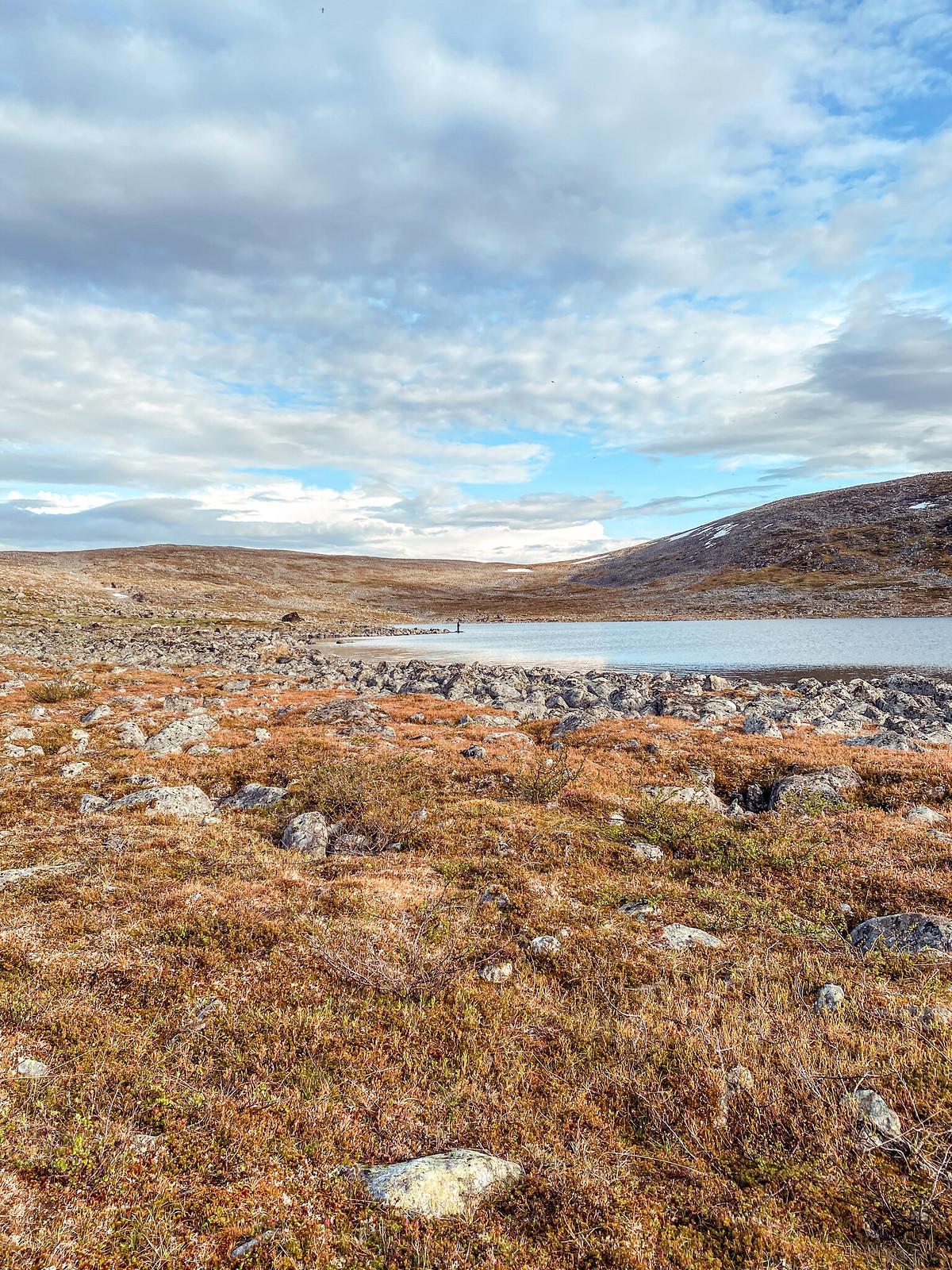 Vaellus Kilpisjärvi