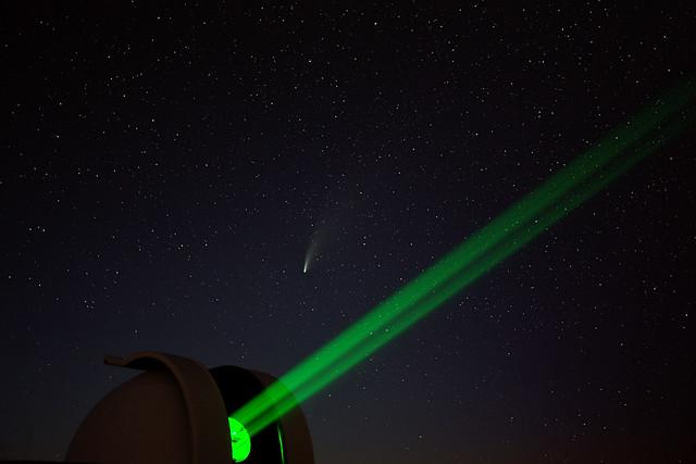 BE CAREFUL NEOWISE III